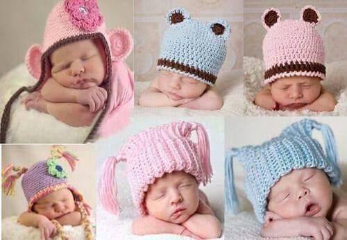 Какой размер шапочки выбрать новорожденному ребенку?