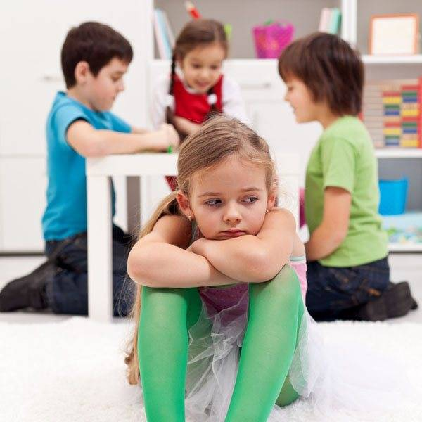 Как научить ребенка дружить в любом возрасте
