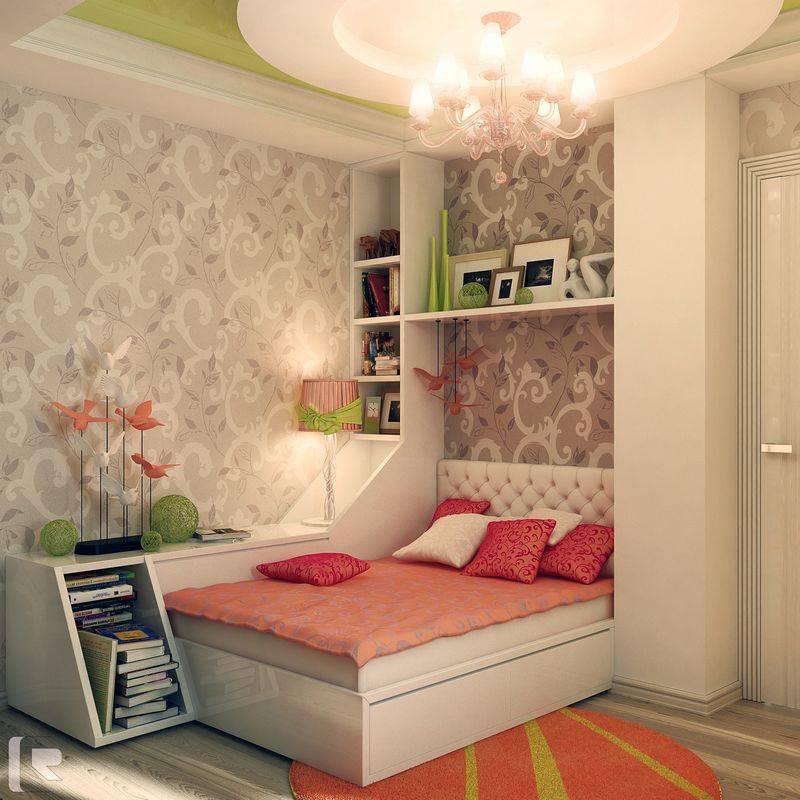 Комната для девочки-подростка: дизайн интерьера в современном стиле, идеи для ремонта и планировки