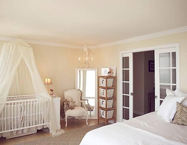 Спальня, совмещенная с детской: правила зонирования и варианты дизайна