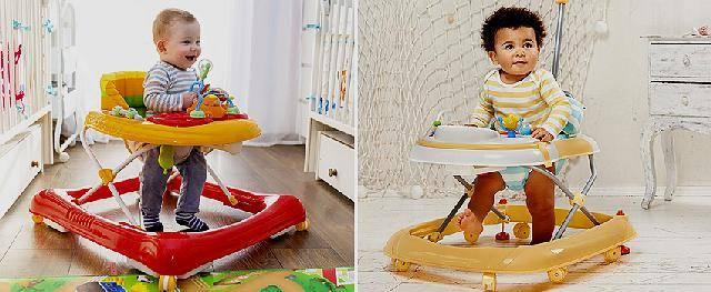 Как правильно выбрать детские ходунки. покупаем ходунки для ребенка