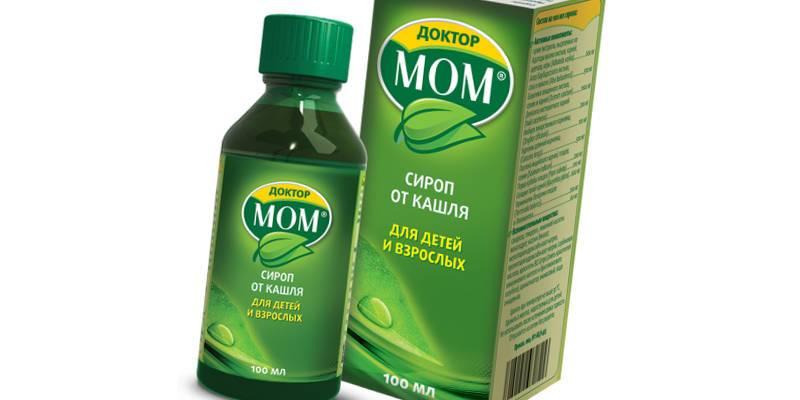 Доктор мом® растительные пастилки от кашля (doktor mom® herbal cough lozenges)
