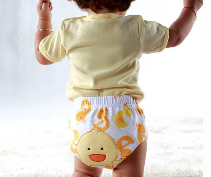 Ребенок, горшок и унитаз: просто наденьте ему трусики. трусики приучение к горшку