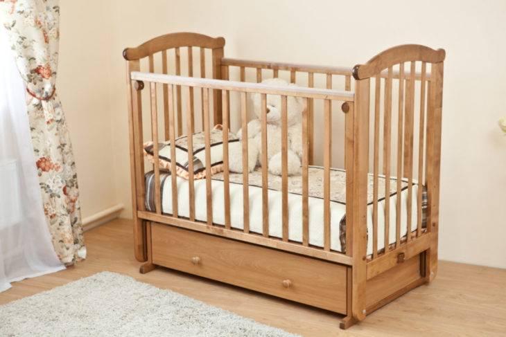 Как выбрать детскую кроватку. обзор кроваток для новорожденных. 12 моделей от лучших производителей