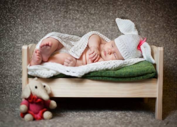Сон новорождённого ребёнка | педиатрия и неонатология