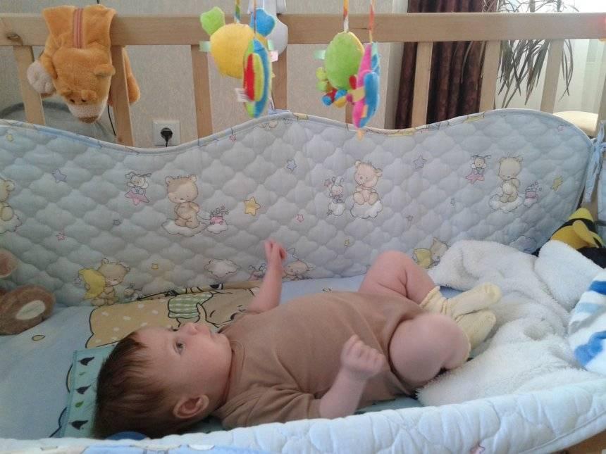 Как развивать ребенка в 3 месяца