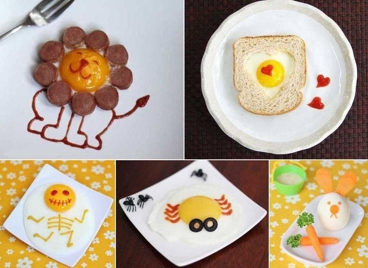 Полезные и вкусные завтраки для годовалого ребенка   беременность