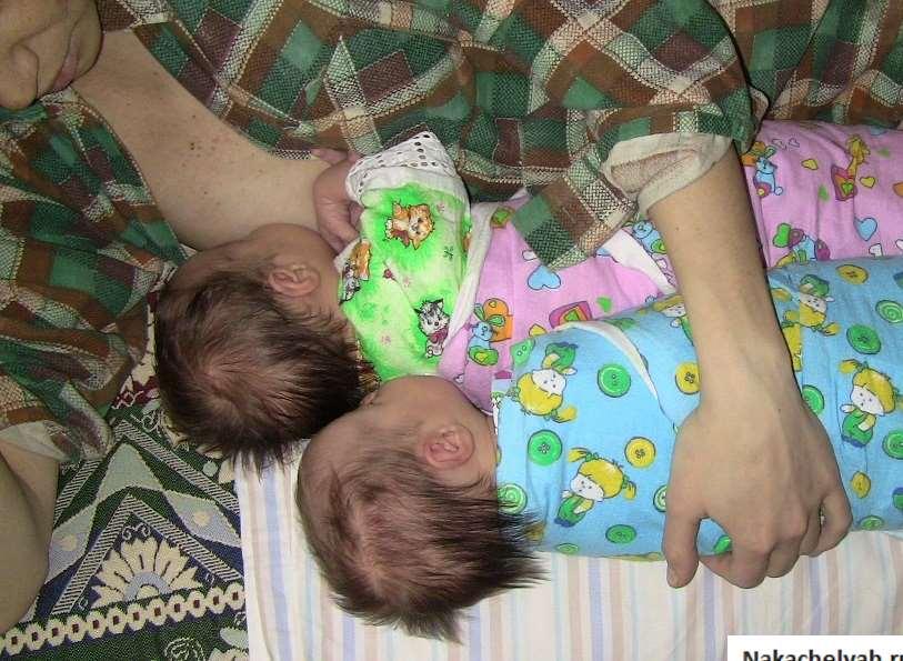 Государство для близнецов или социальная поддержка при рождении двоих и более детей одновременно