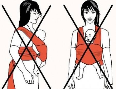 Как правильно держать новорожденную девочку? | мамина любовь