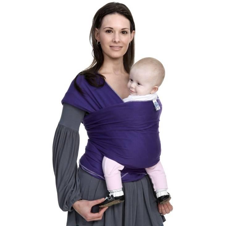 Кенгурятник для детей с какого возраста