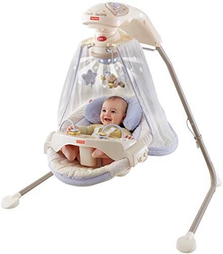 Топ-15 лучших шезлонгов для новорождённых
