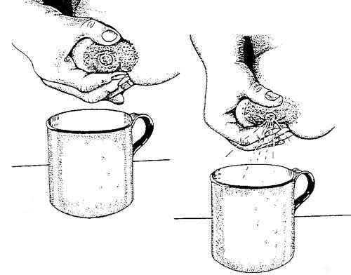 Как сцеживать грудное молоко - топотушки