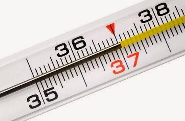 Температура 37,3 °с причины повышения, без симптомов, долго не проходит и что с этим делать   ринза ®