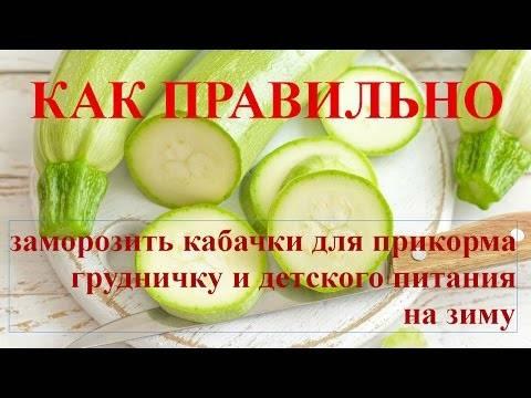 Пюре на зиму - рецепты приготовления в домашних условиях