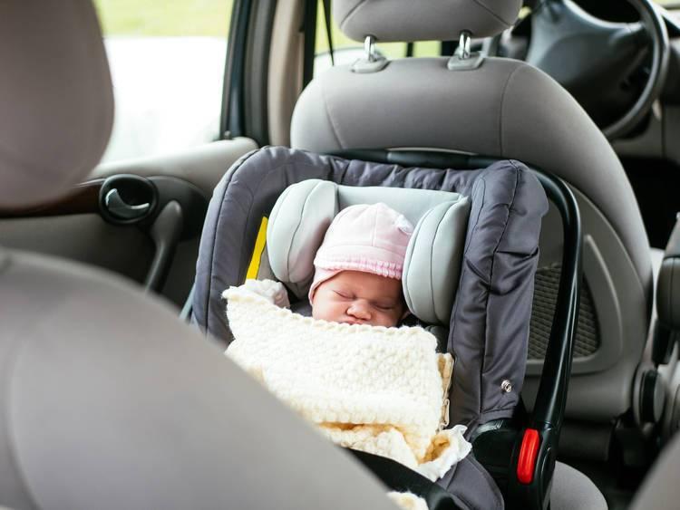 Правила перевозки детей в автомобиле в 2021 году по пдд