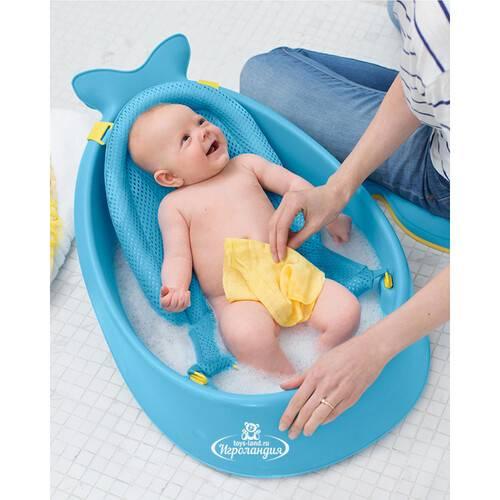 Губка для купания новорожденных в ванночку: когда начинать использовать при мытье малыша, как грамотно выбрать и есть ли натуральные виды, а также фото мочалок
