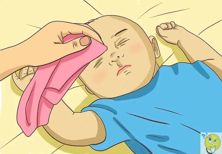 Как разбудить новорожденного для кормления?