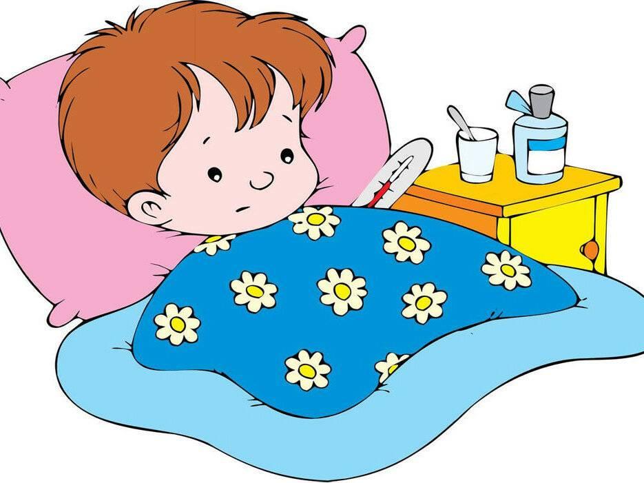 Как не заразить грудного ребенка простудой если мама заболела