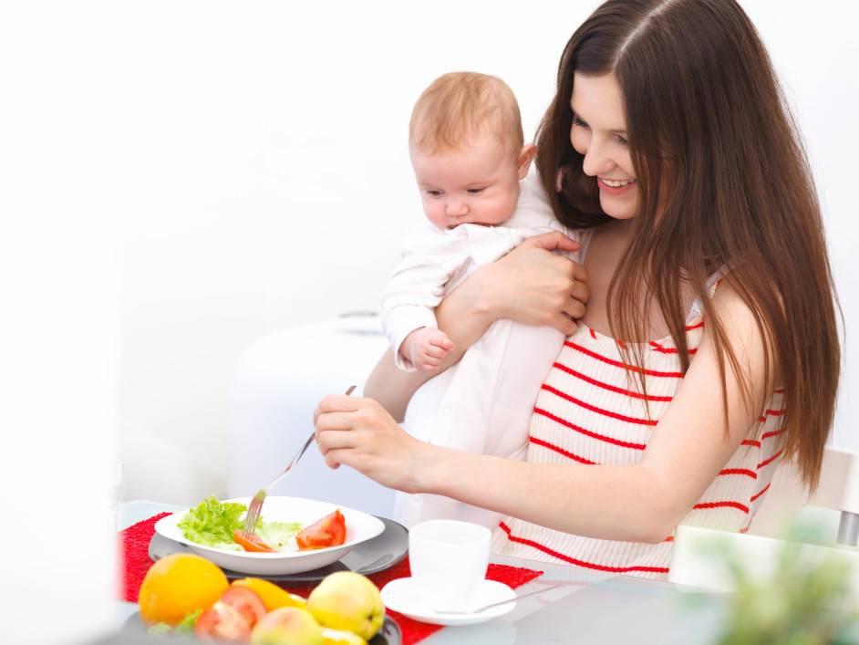 Имбирь при грудном вскармливании: можно ли имбирь кормящей маме?