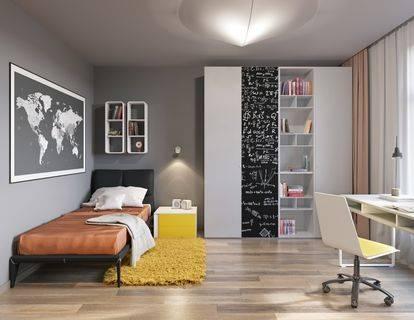 100 потрясающих идей дизайна комнаты для девочки-подростка