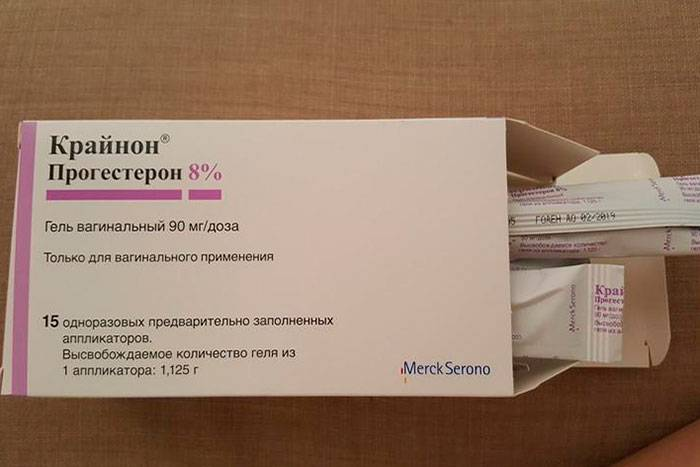 Крайнон: описание, инструкция, цена | аптечная справочная ваше лекарство