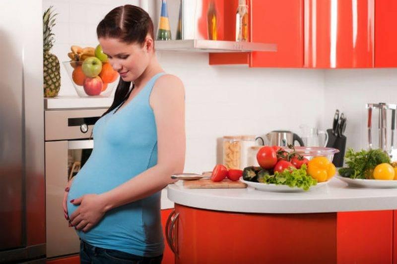 Возможно ли соблюдать вегетарианство во время беременности? — медицинский женский центр в москве