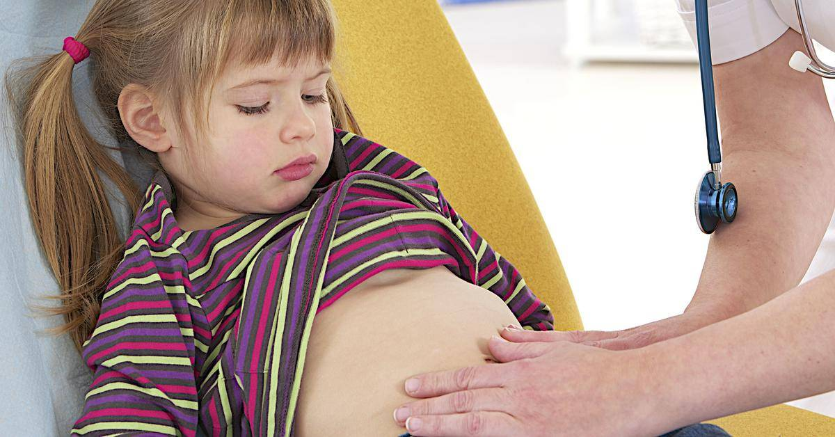 Боль в заднем проходе у детей