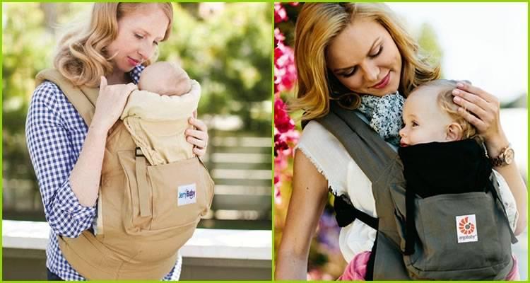 Как правильно и с какого возраста можно пользоваться эргорюкзаком для новорожденных? отзывы родителей.