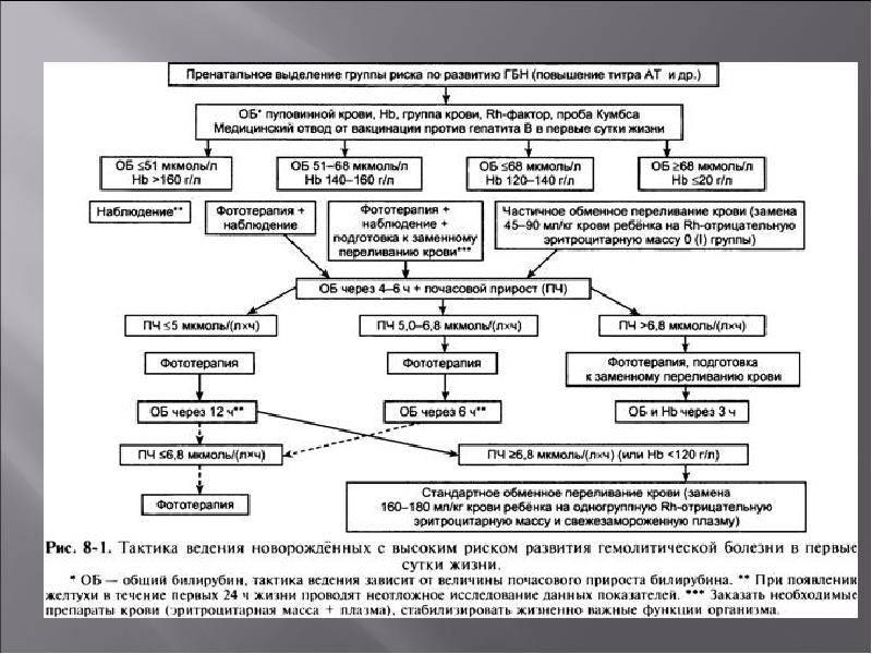 Гемолитическая болезнь плода и новорожденного - симптомы болезни, профилактика и лечение гемолитической болезни плода и новорожденного, причины заболевания и его диагностика на eurolab