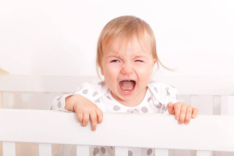 Ребенок 5 месяцев постоянно капризнивает.