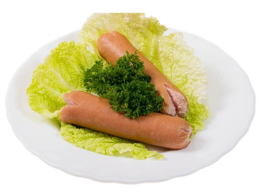 Можно ли сосиски при грудном вскармливании - мамины новости