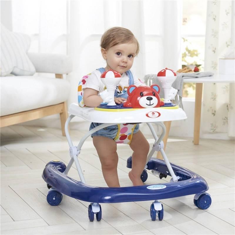 Ходунки для малышей - обзор лучших с описанием и ценами