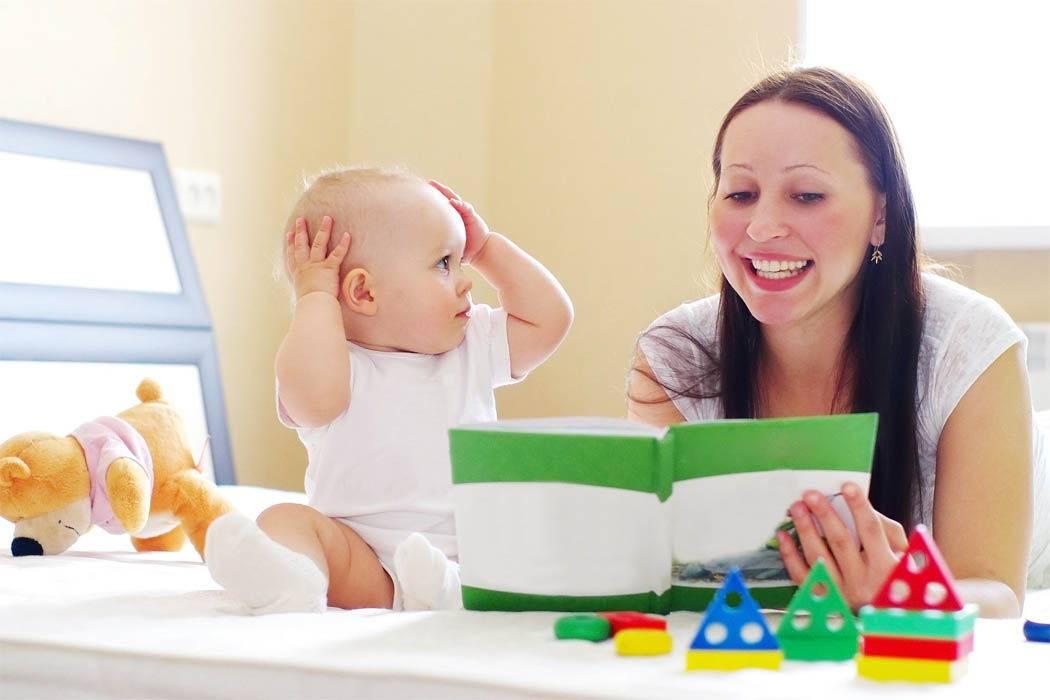 Сколько слов и какие должен говорить ребенок в 1 год?