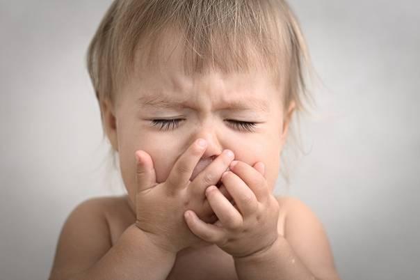 Почему плачет малыш?