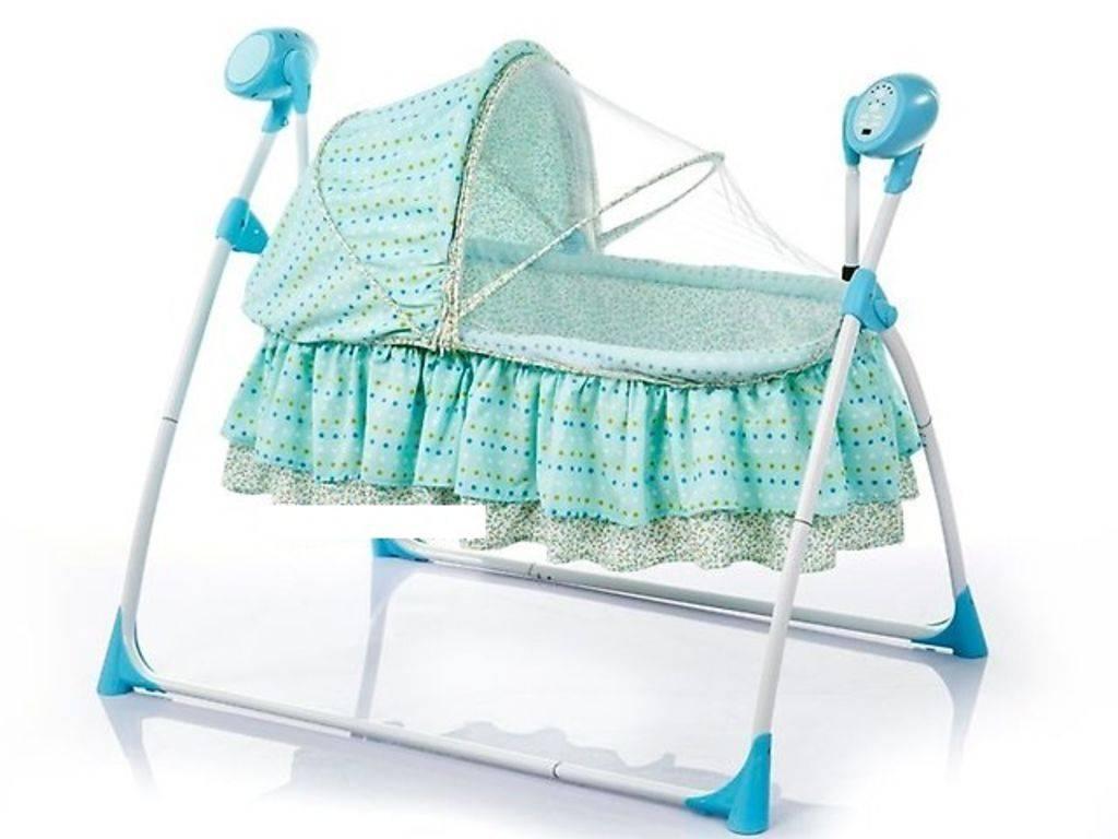 Люлька-качалка для новорожденных - виды и правила выбора