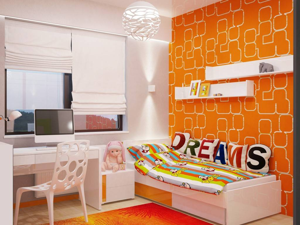 Как выбрать обои в комнату для подростка?