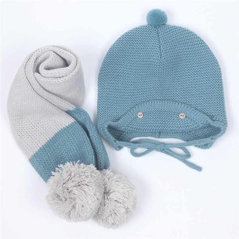 Как правильно связать теплую зимнюю шапочку для новорожденного мальчика и девочки
