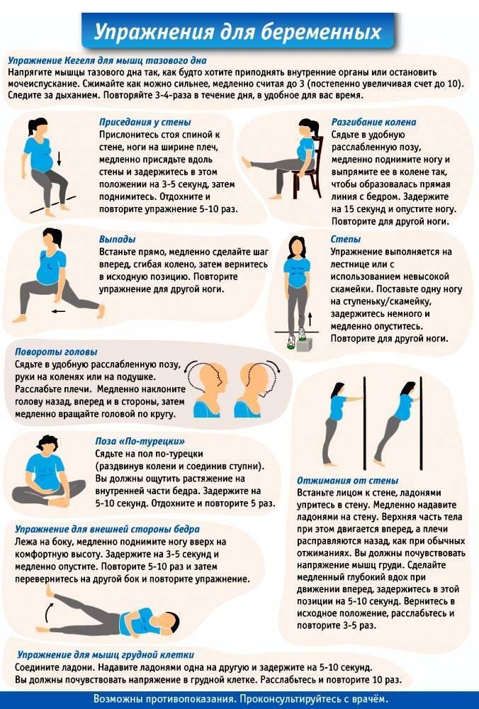 Упражнения кегеля в домашних условиях для беременных: как выполнять в 1, 2, 3 триместрах и есть ли противопоказания?