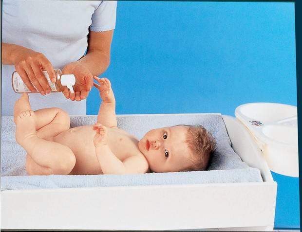 Уход за новорожденным в первый месяц жизни