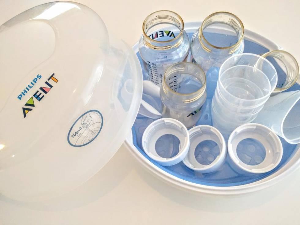 Как стерилизовать детские бутылочки в микроволновке, мультиварке или кипятком