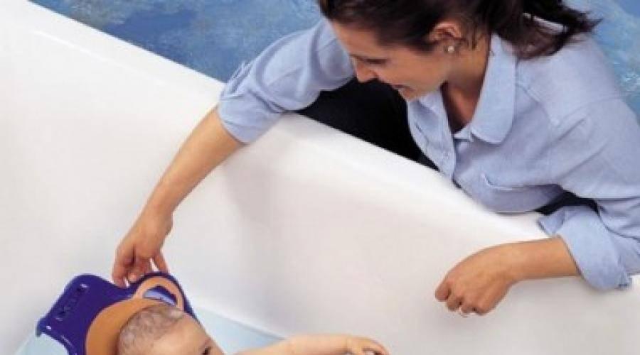 Травматичные для психики водные процедуры, или почему ребенок плачет после купания