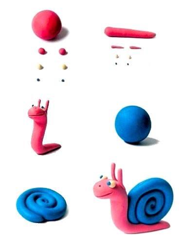 Пластилинография. рисуем пластилином в младшей группе. воспитателям детских садов, школьным учителям и педагогам - маам.ру