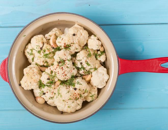 Сколько варить цветную капусту для прикорма малышу или как правильно приготовить цветную капусту грудничку для первого прикорма