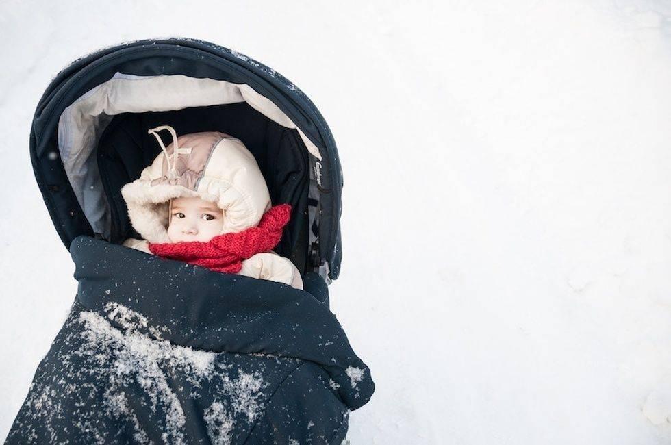 Почему у новорожденного холодный нос — причины
