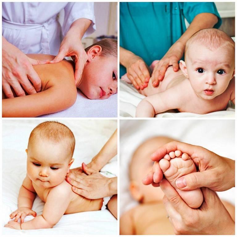 Детский массаж и гимнастика при мышечной дистонии: 7 врачебных рекомендаций для родителей