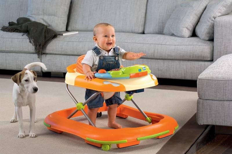 Ходунки для малышей — лучшие модели для детей