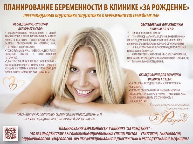 Прегравидарная подготовка и ведение беременности у женщин с антенатальной гибелью плода в анамнезе » библиотека врача