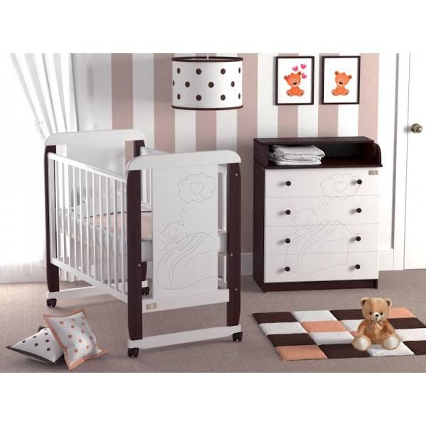 Топ-16 лучших детских кроваток для новорожденных в рейтинге zuzako