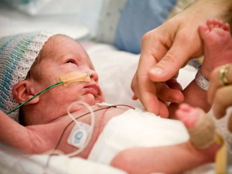 Минимальный срок для родов жизнеспособного ребенка