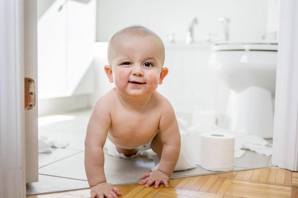 Густой стул у грудничка: причины и лечение. младенческая дисхезия. что делать, если ребенок густо какает.